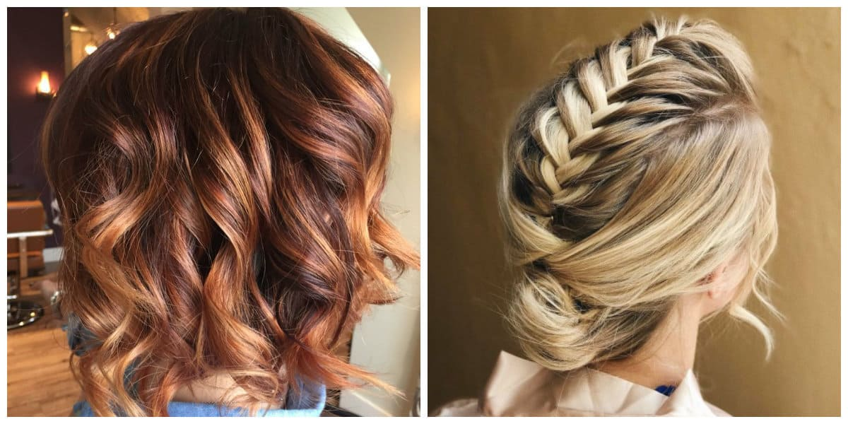 easy updos for medium hair, 7 top hairstyle ideas for medium hair