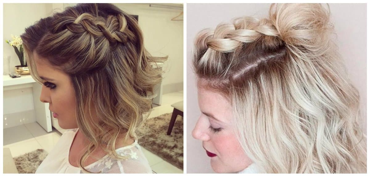 Formal Hairstyles For Short Hair: Top Trends And Ideas For