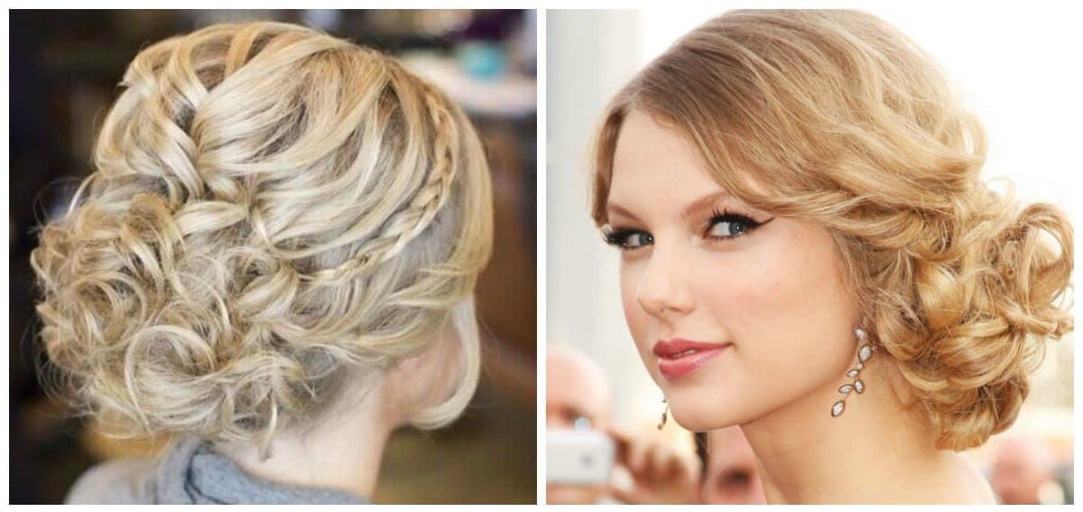 formal hairstyles for short hair, formal short hair up to shoulders