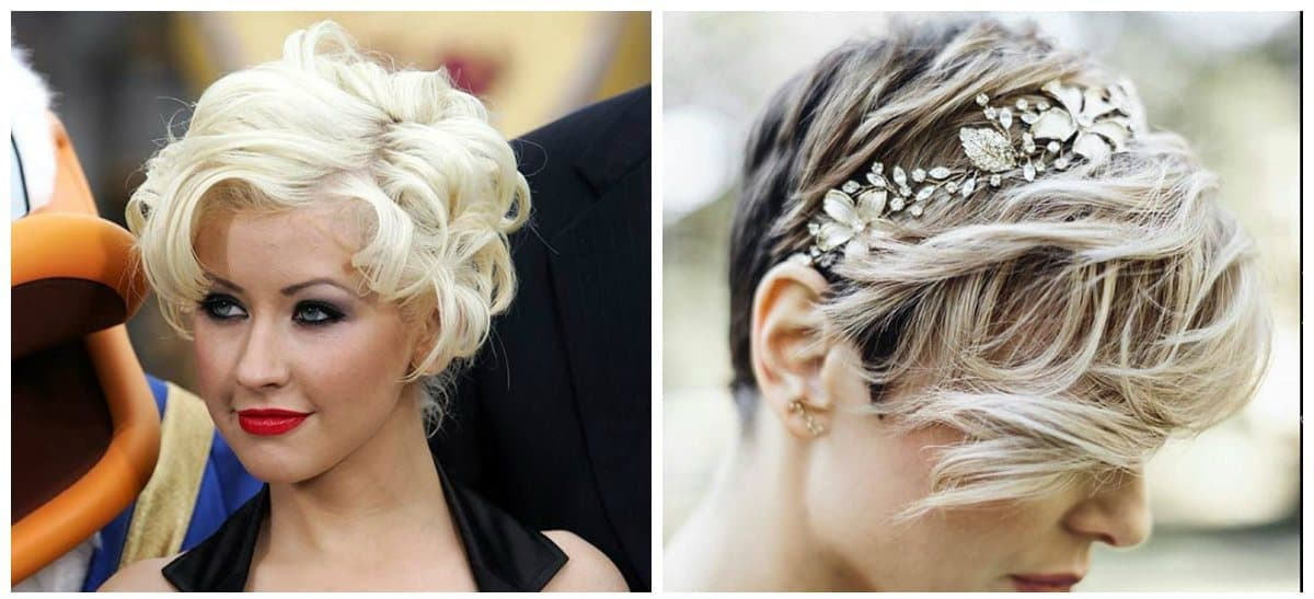 formal hairstyles for short hair, stylish formal Pixie hairstyle
