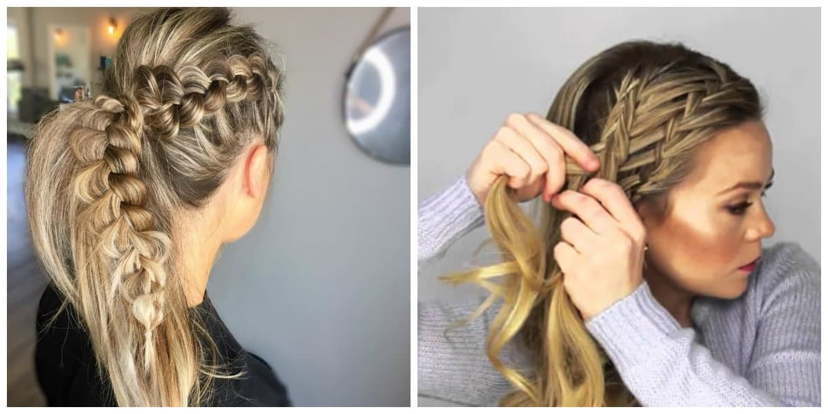 Up Styles For Long Hair: Upstyles For Long Hair: 8 Fashionable Options And Trends