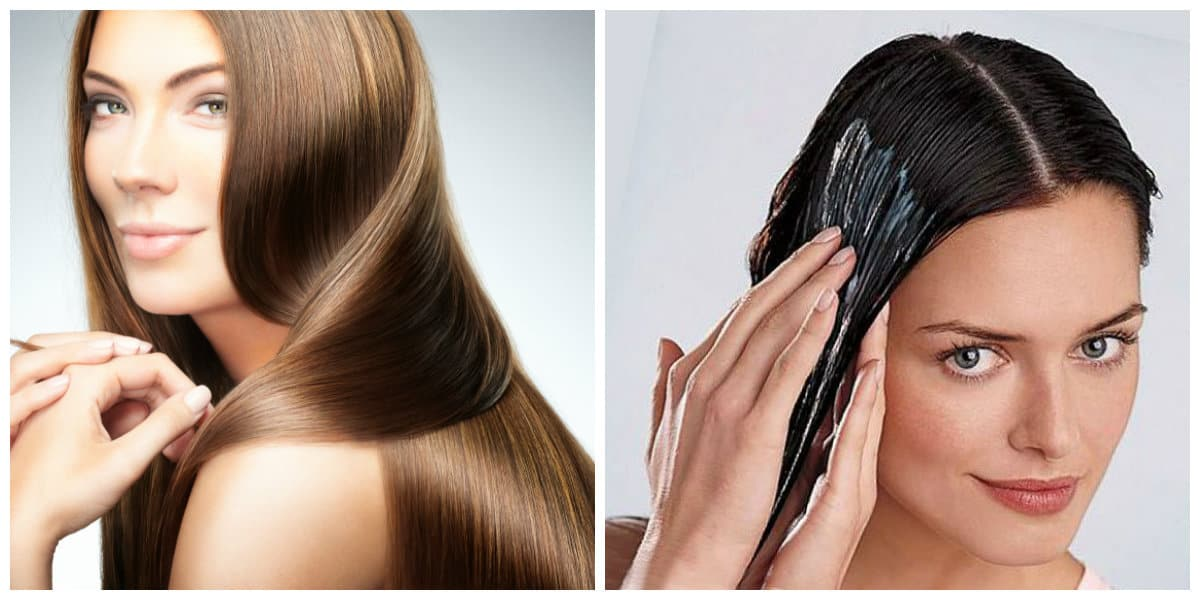 how to get healthy hair, effective hair mask with egg yolk and honey