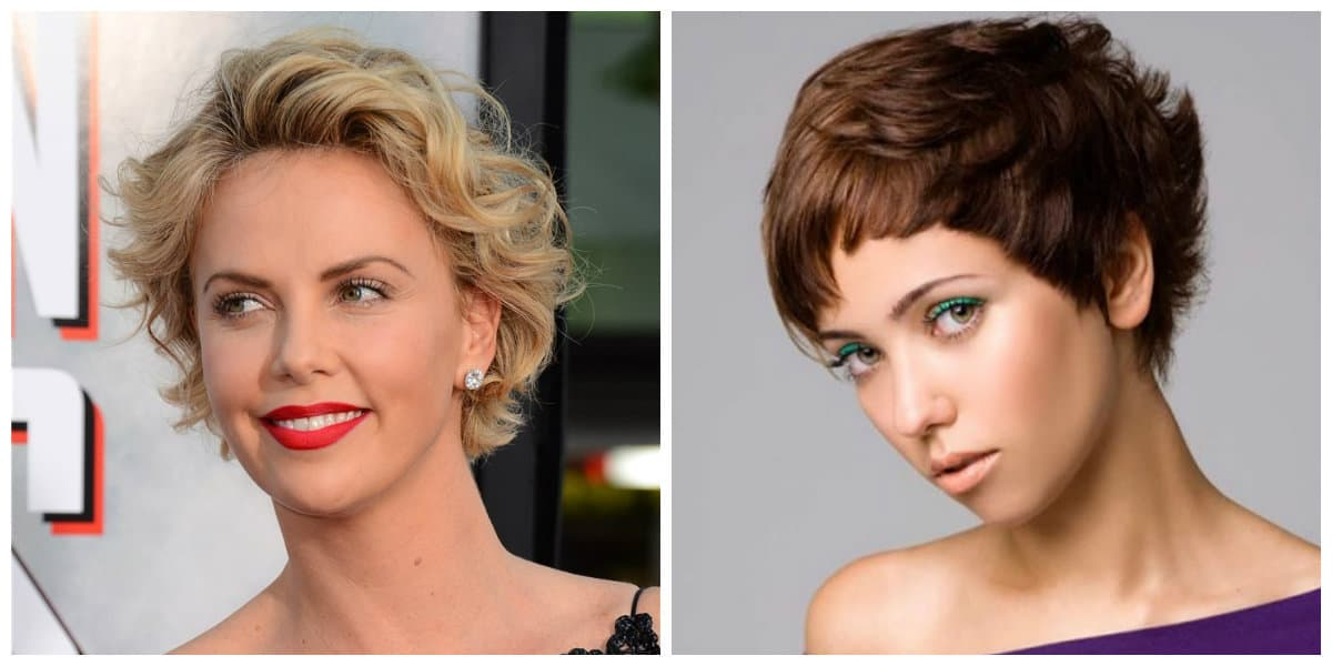 Short Hairstyles For 2019: Hairstyles For Long Faces 2019: Top Suitable Updos For