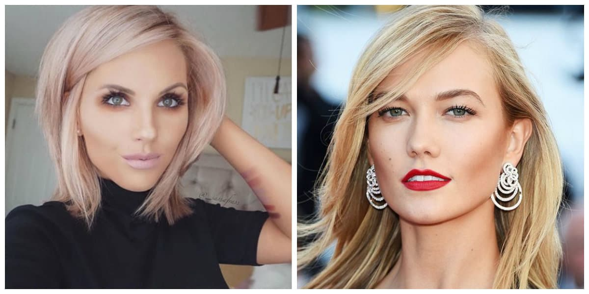 Hairstyles For Long Faces 2021: Top Suitable Updos For Oblong Face Type