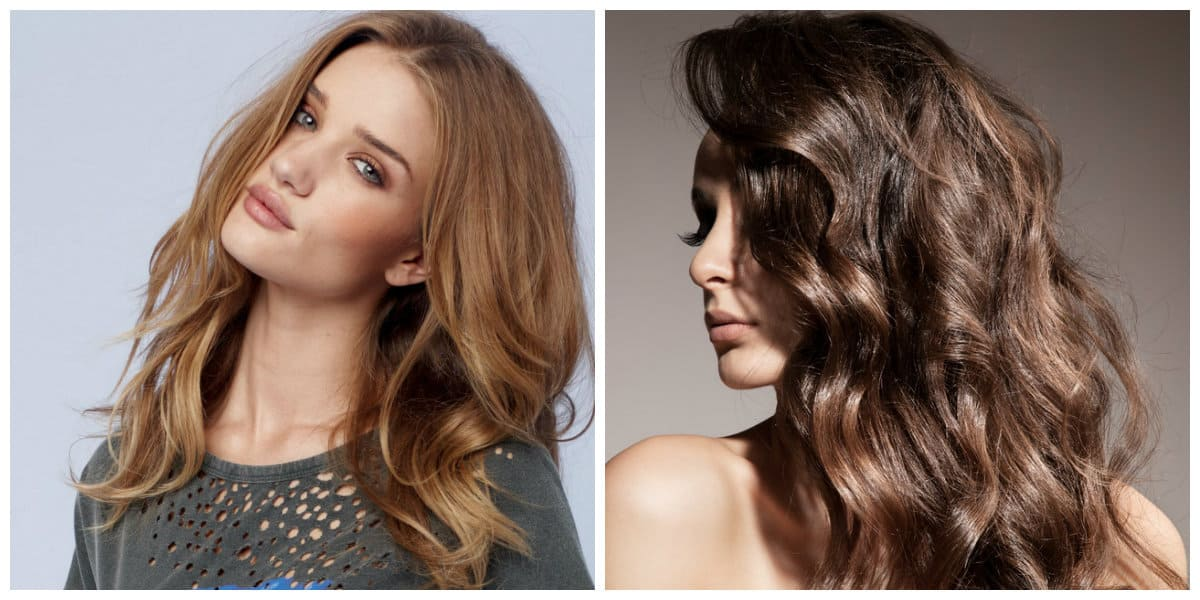 layered hair 2019, fashionable long layered hair 2019 trends and tips
