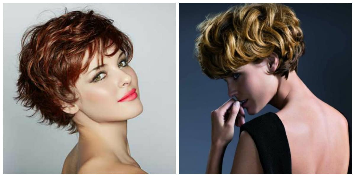 layered hair 2019, fashionable short layered haircuts 2019
