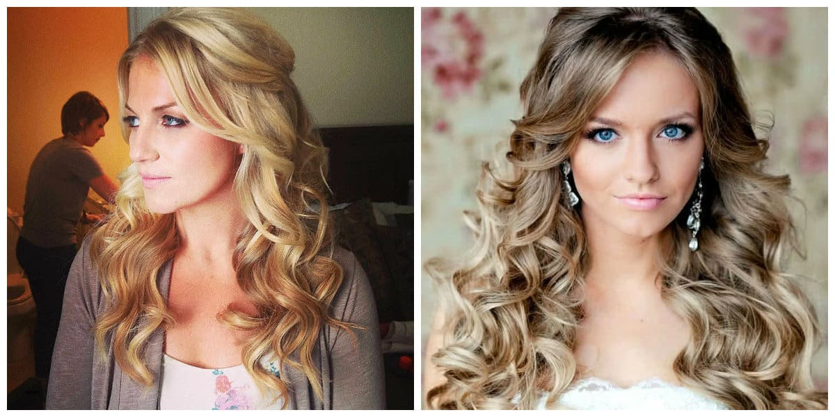 Long Curly Hair 2021