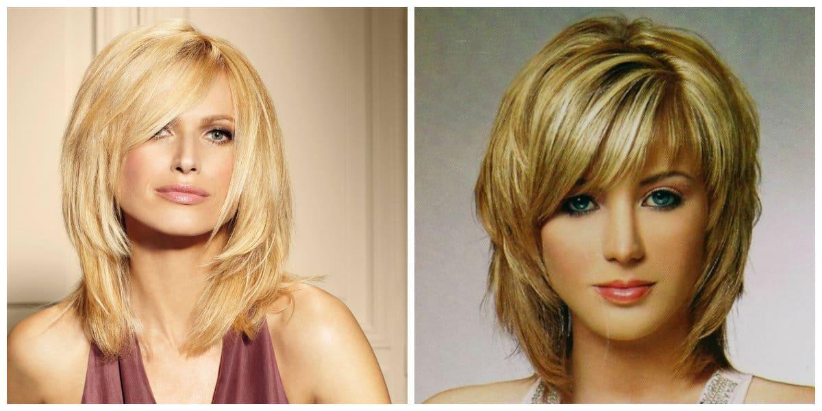 medium length hairstyles 2019, Aurora medium length hairstyle