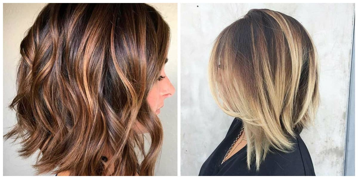 Hairstyles 2019: Medium Length Hairstyles 2019: Stylish Ideas And Tips For
