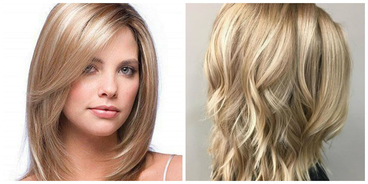 Hairstyles 2019 Female With Bangs: Medium Length Hairstyles 2019: Stylish Ideas And Tips For