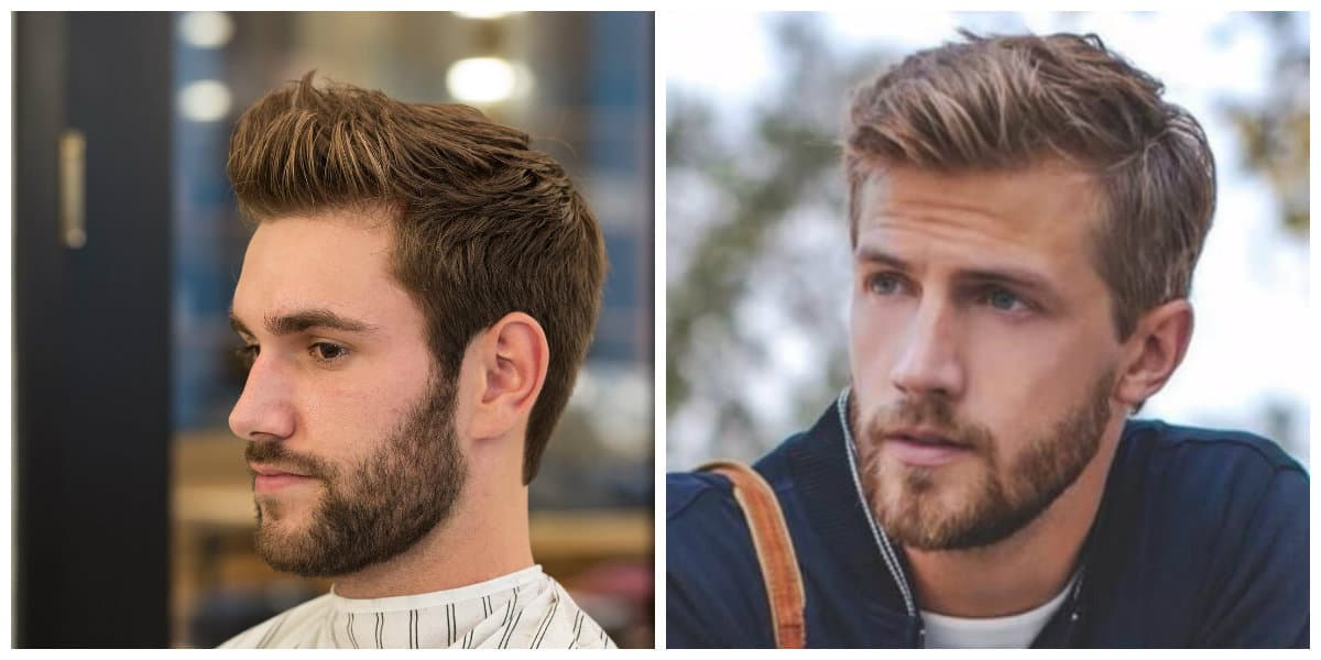 Mens haircuts 2019: stylish hair for various lengths and shapes