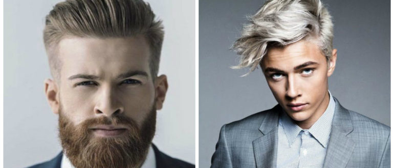 Mens Hairstyles 2019 Short: Hairstyles 2019