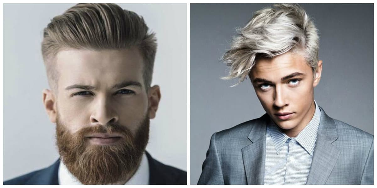 Mens Haircuts 2019 Stylish Male Hairdos For Various Lengths And