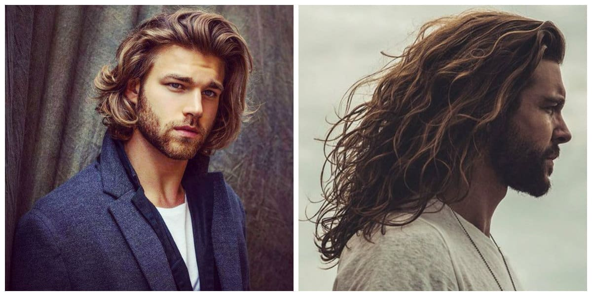 Mens Long Hairstyles 2021 Trendy And Useful Tips For Men 44 Photos Videos