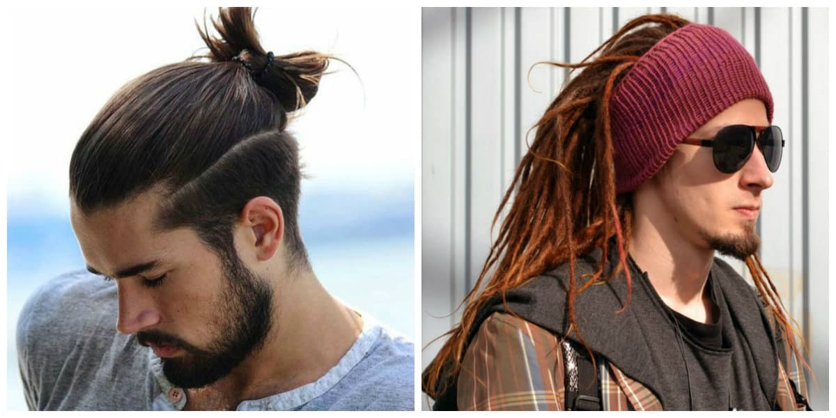 Mens Long Hairstyles 2019 Haircut Styles Trendy And Useful Tips