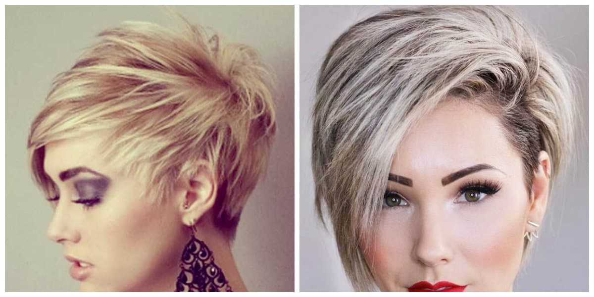 Hairstyles Of 2019: Pixie Haircuts 2019: Most Fashionable Trends And Styles