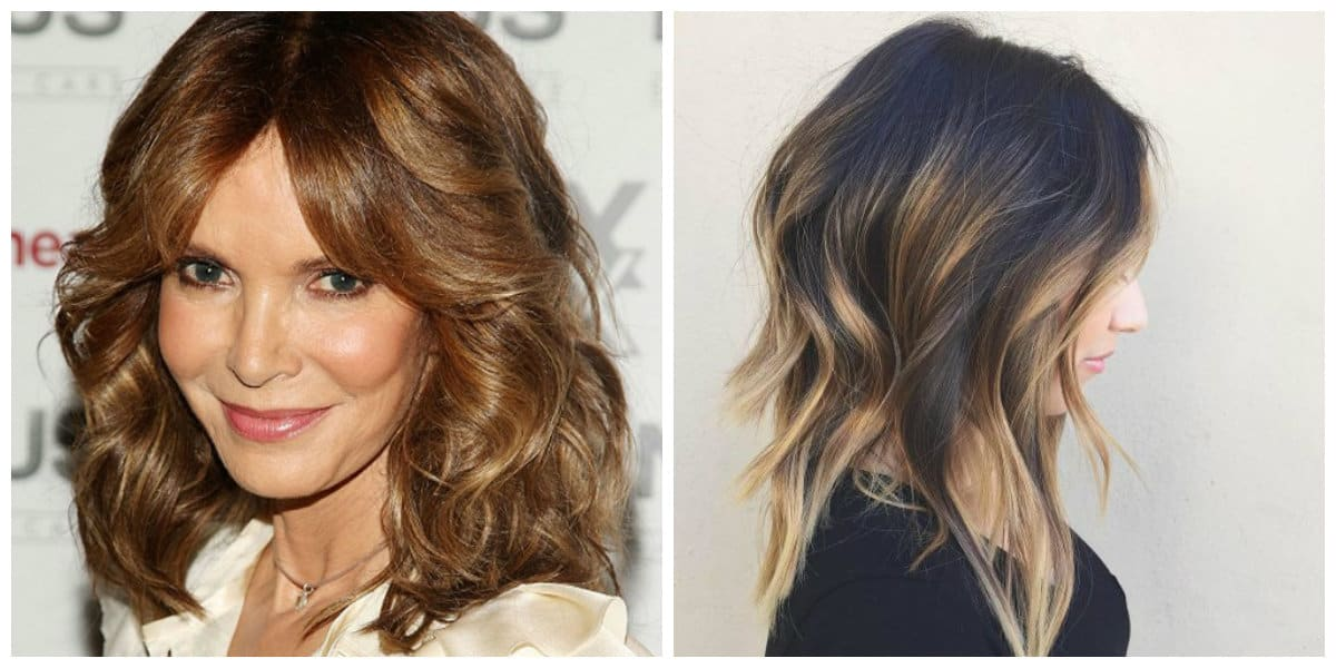 shoulder length hairstyles 2019, stylish shoulder length layered hair