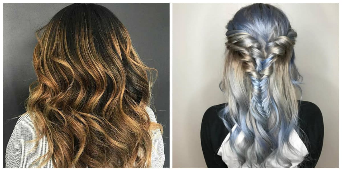 Balayage Hair Color 2021: TOP Trendy Balayage Hair 2021 Unique Styles (55 Photo+ Video)