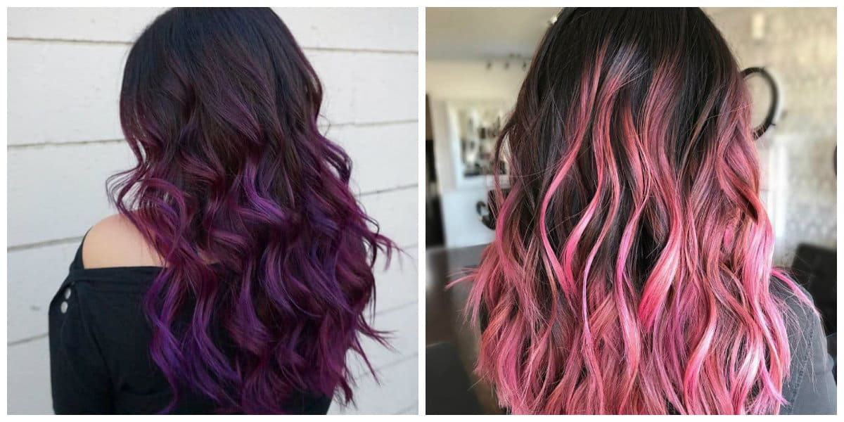 These 2019 Haircut Trends Are About To Make This Year Even: Balayage Hair Color 2019: TOP Trendy Balayage Hair 2019