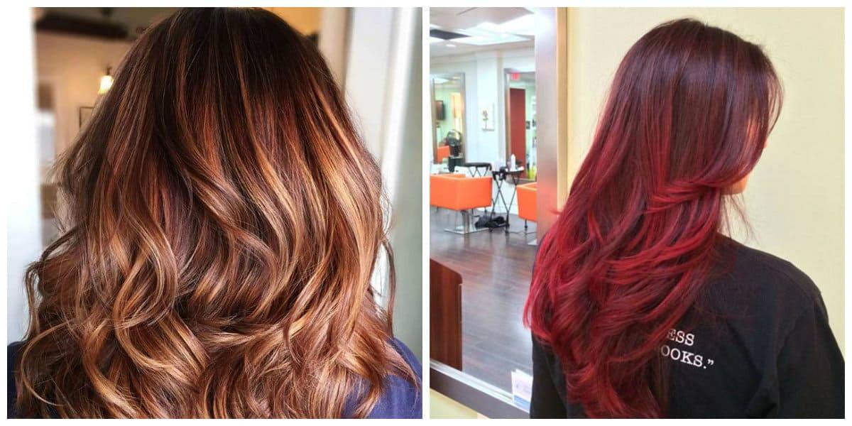 balayage hair color 2019, stylish tips for balayage hair 2019