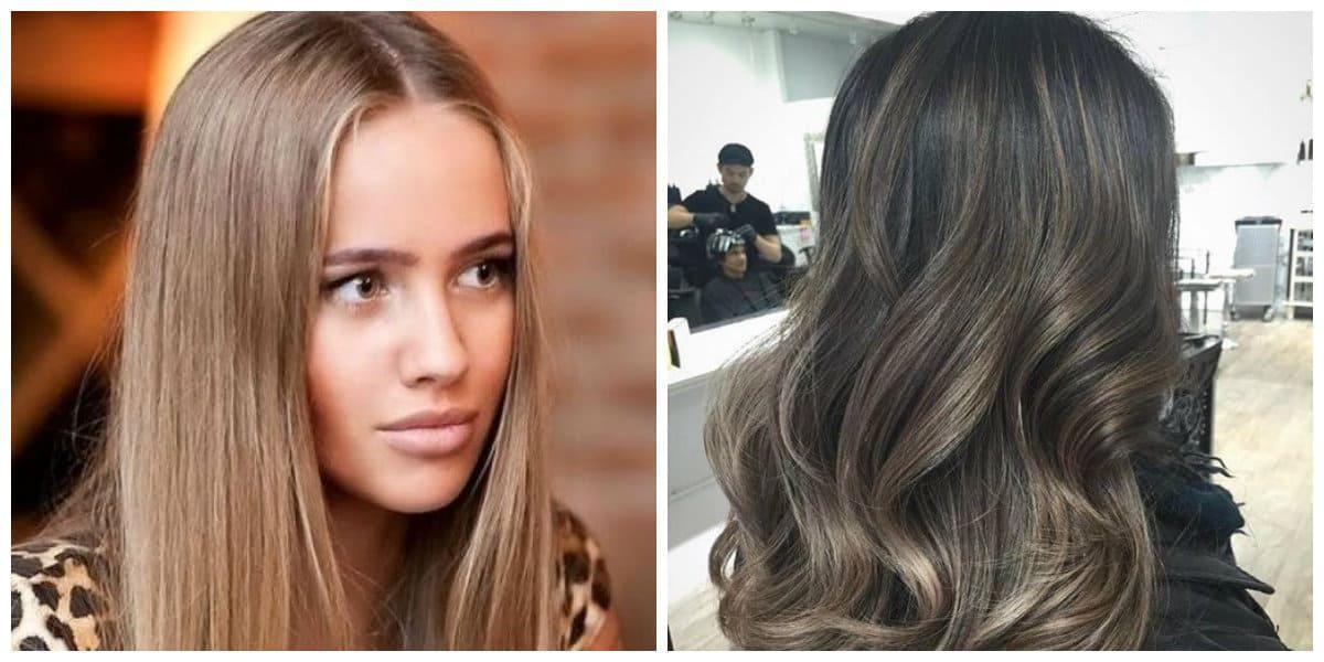 caramel hair 2019, stylish caramel ash hair color 2019