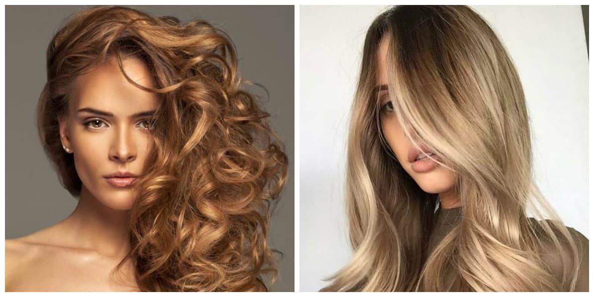 caramel hair 2019, stylish light caramel hair color 2019