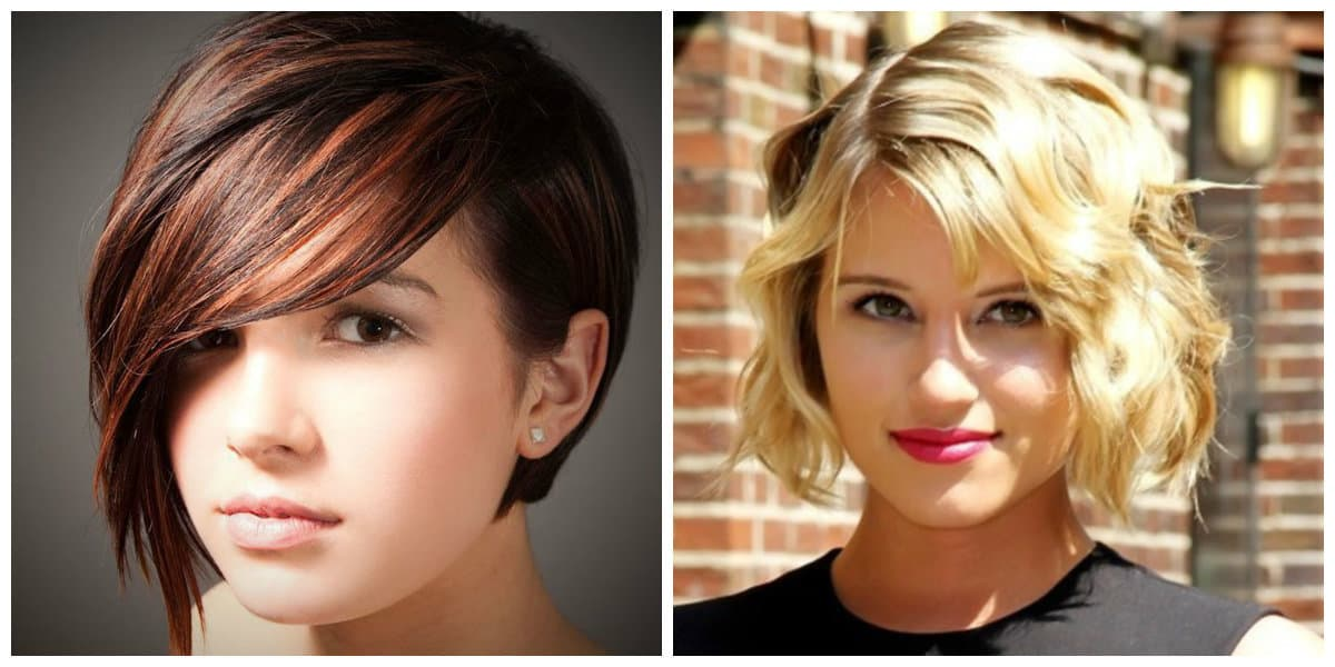 cool haircuts for girls 2019, stylish bob haircut for girls 2019