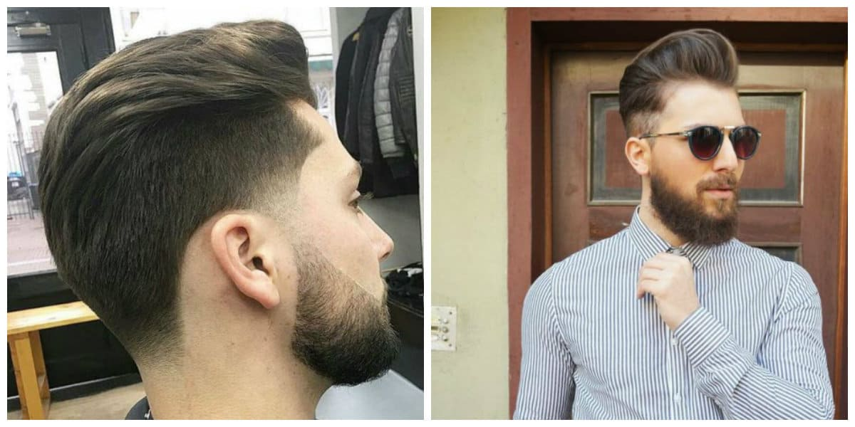 cool haircuts for men 2019, stylish Canadian hairstyle for men 2019