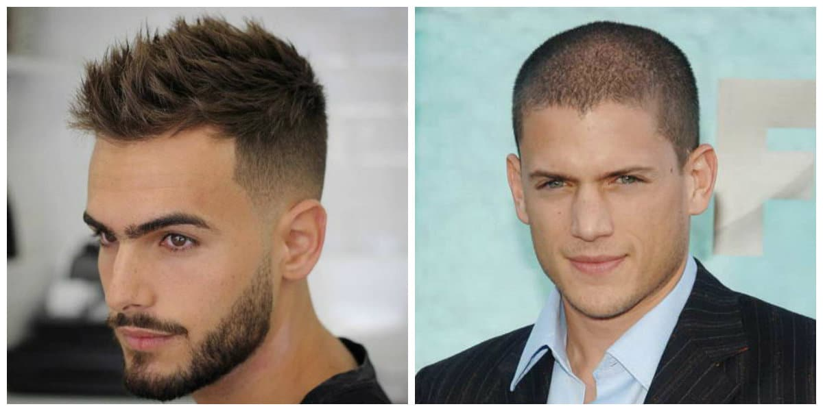 Cool haircuts for men 2019: 9 cute mens short hairstyles 2019 trends