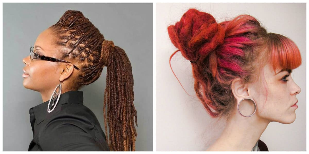 dreadlocks hairstyles 2021