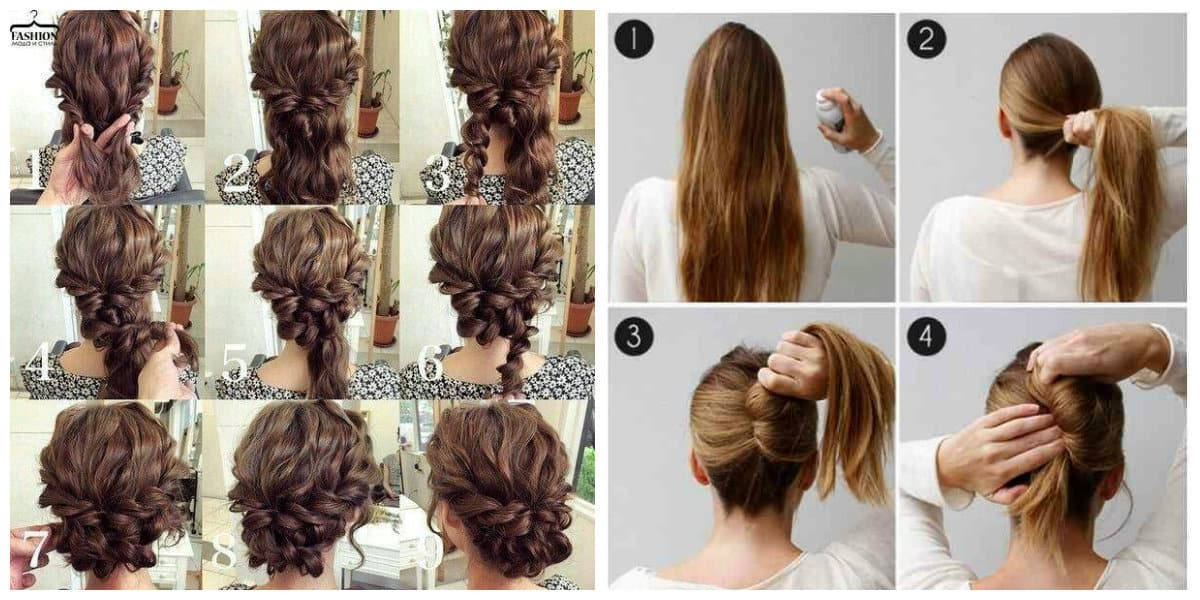 easy hairstyles 2019, stylish ideas and tips for women hairstyles 2019
