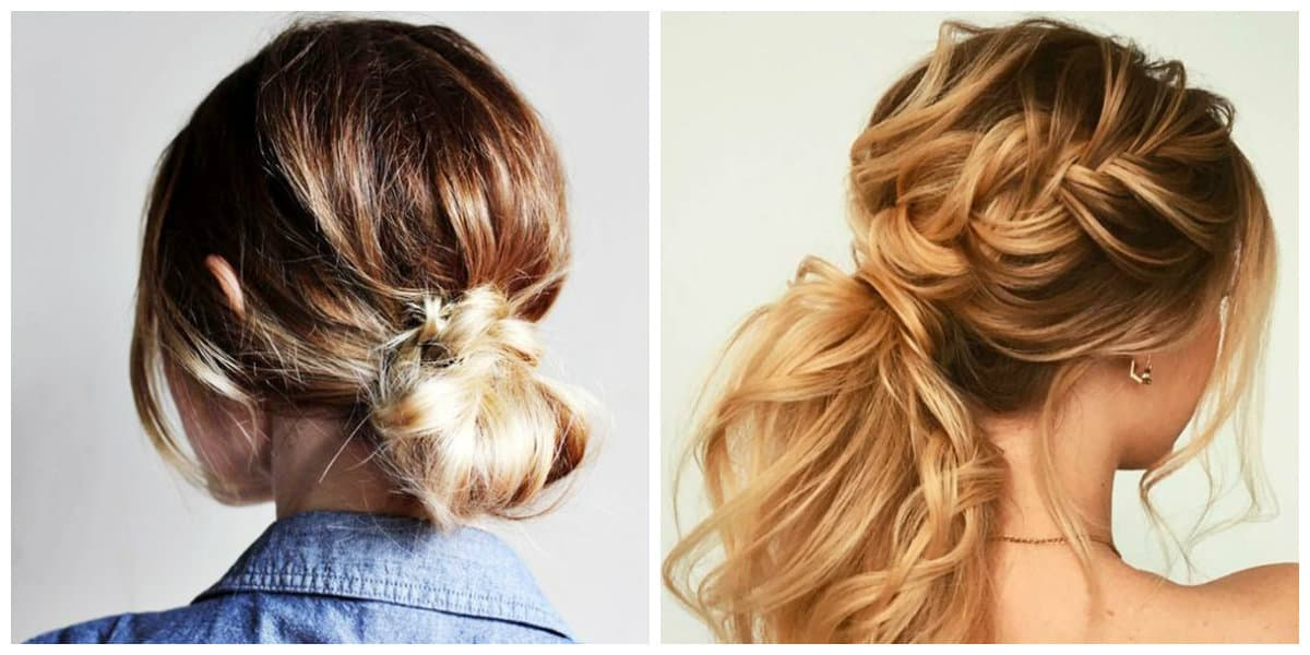 easy hairstyles 2019, stylish trends and tips for easy hairdo ideas