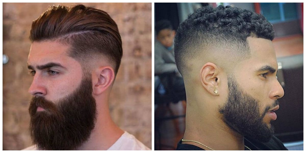 fade haircuts 2019, high conical fade, medium wedge fade