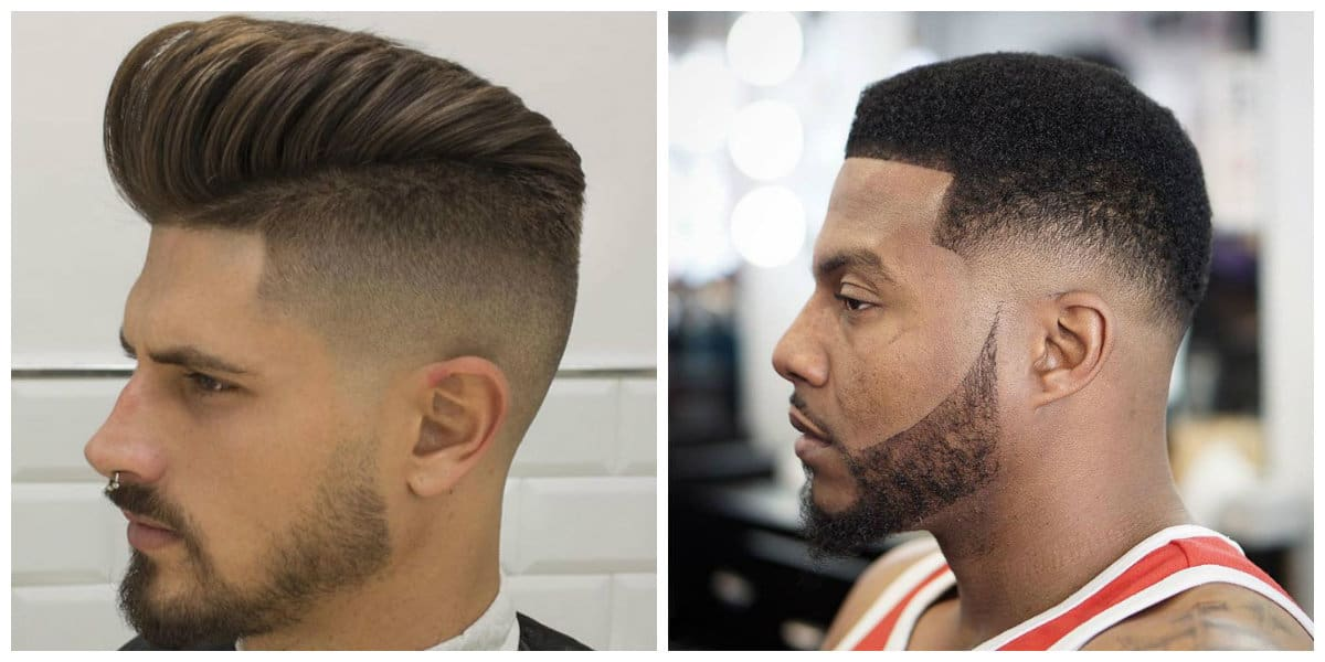 fade haircuts 2019, stylish types and styles of fade haircuts 2019