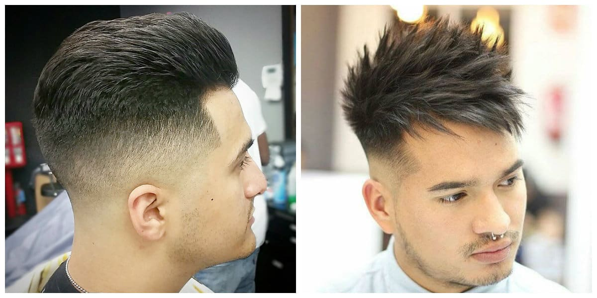 fade haircuts 2019, styling ideas and trends for fade haircuts 2019