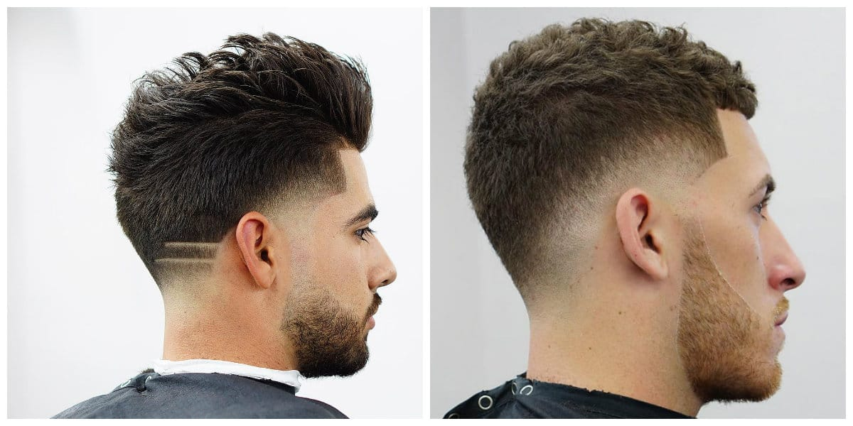 fade haircuts 2019, stylish trends and ideas for fade haircuts 2019