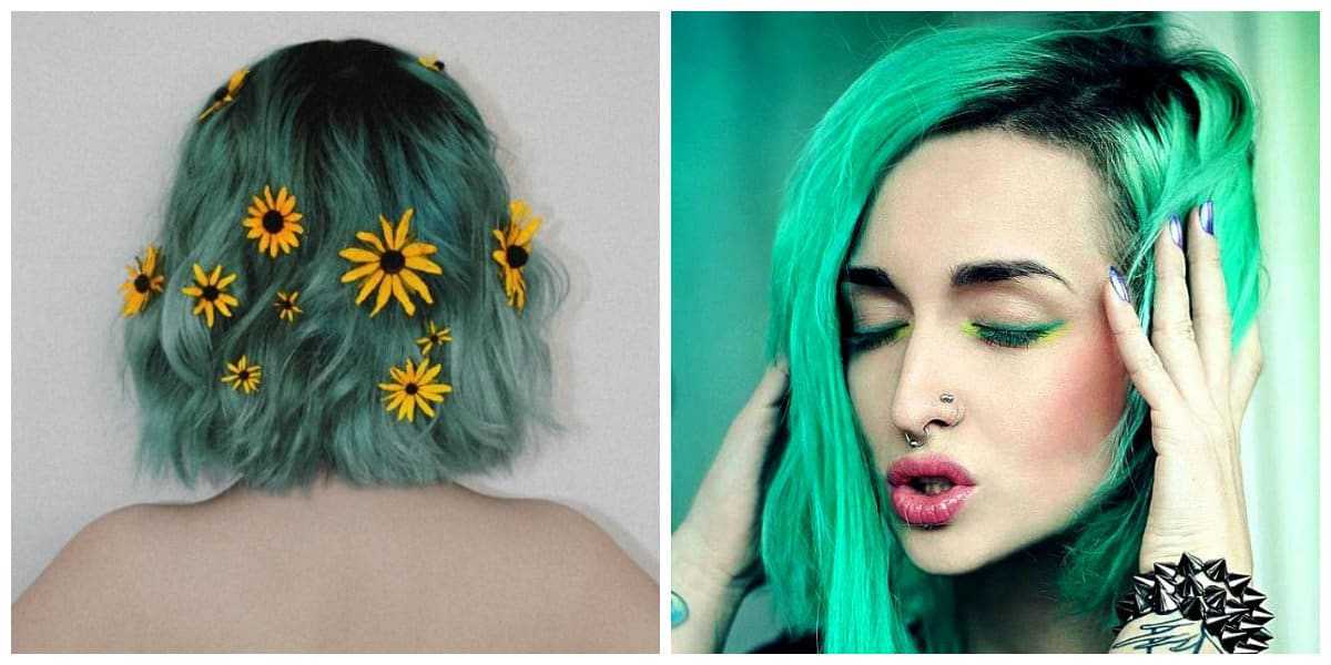 green hair 2019, how to get rid of green hair color, tips and tricks