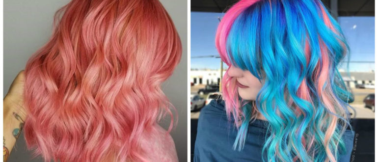 2019 Hairstyles And Colors: Hair Color TRENDS 2019 ⋆ Trendy Hairstyles For Women And Men ⋆