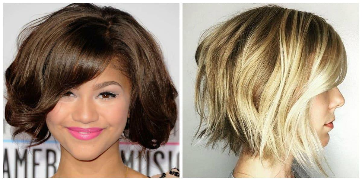 2019 Bob Hairstyles: Hairstyle For Teenage Girl 2019: TOP Teenage Girl