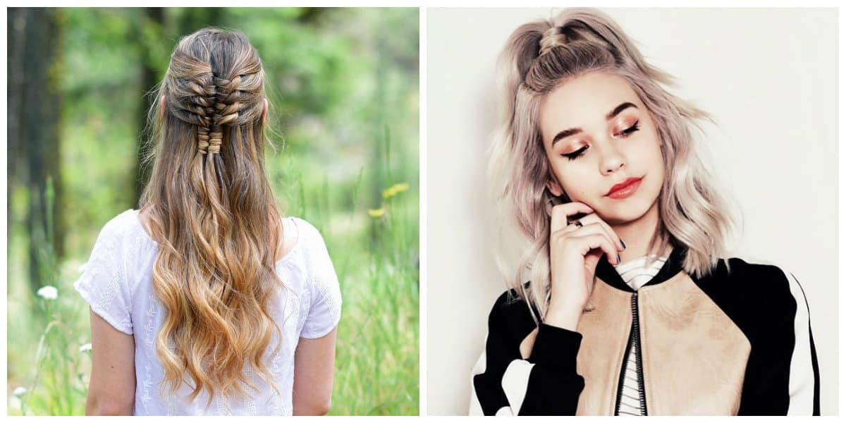 Hairstyle For Teenage Girl 2019 Top Fashionable Updo Ideas For Teen