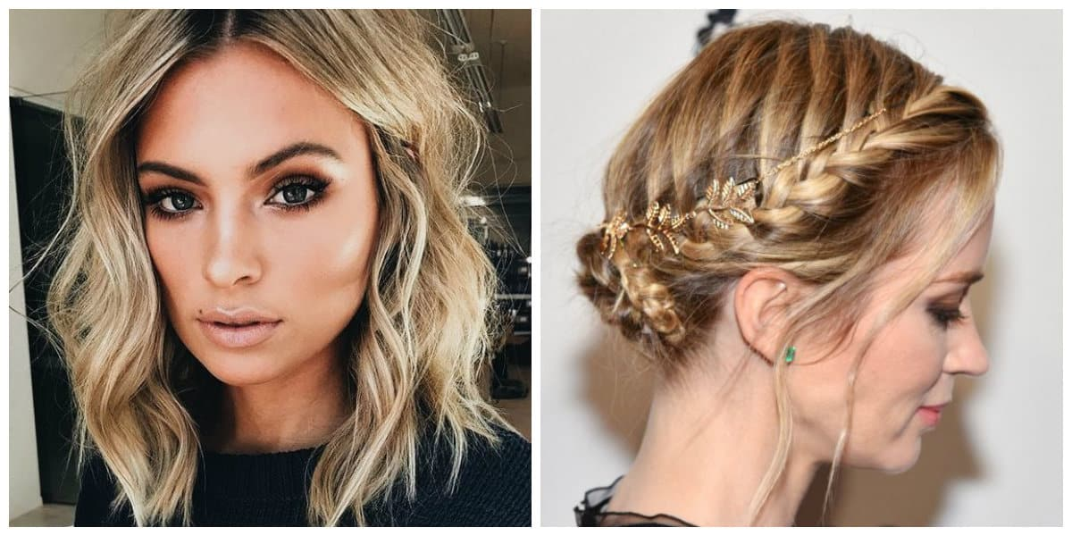 2019 Hairstyles And Colors: Hairstyles 2019: Top Stylish Ideas, Trends And Colors For