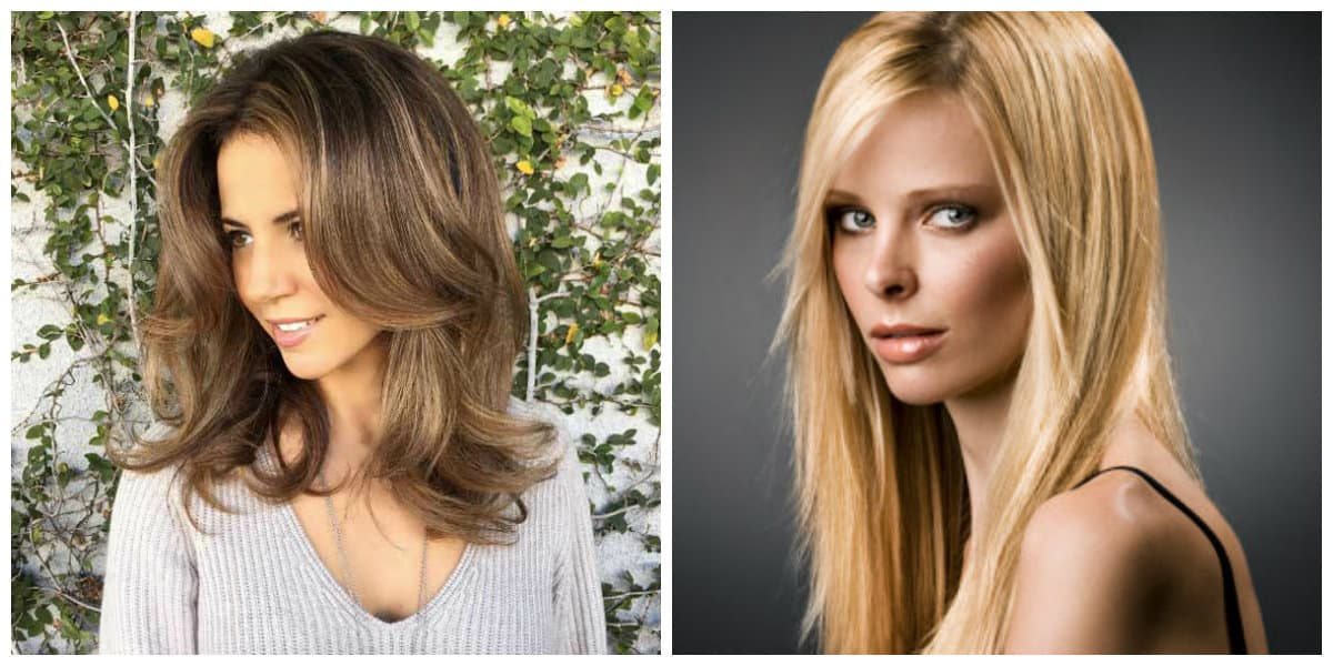 Hairstyles 2019: Hairstyles For Thin Hair 2019: Top Trendy Hairdo Ideas For