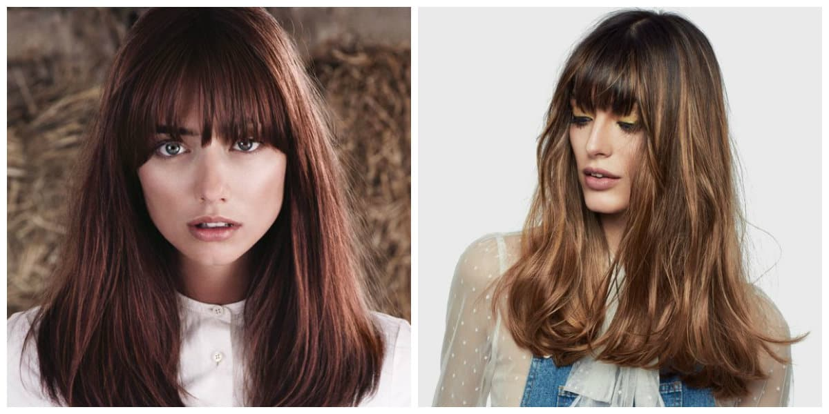 Hairstyles With Bangs 2019 Top Updo Ideas With Different Types Of