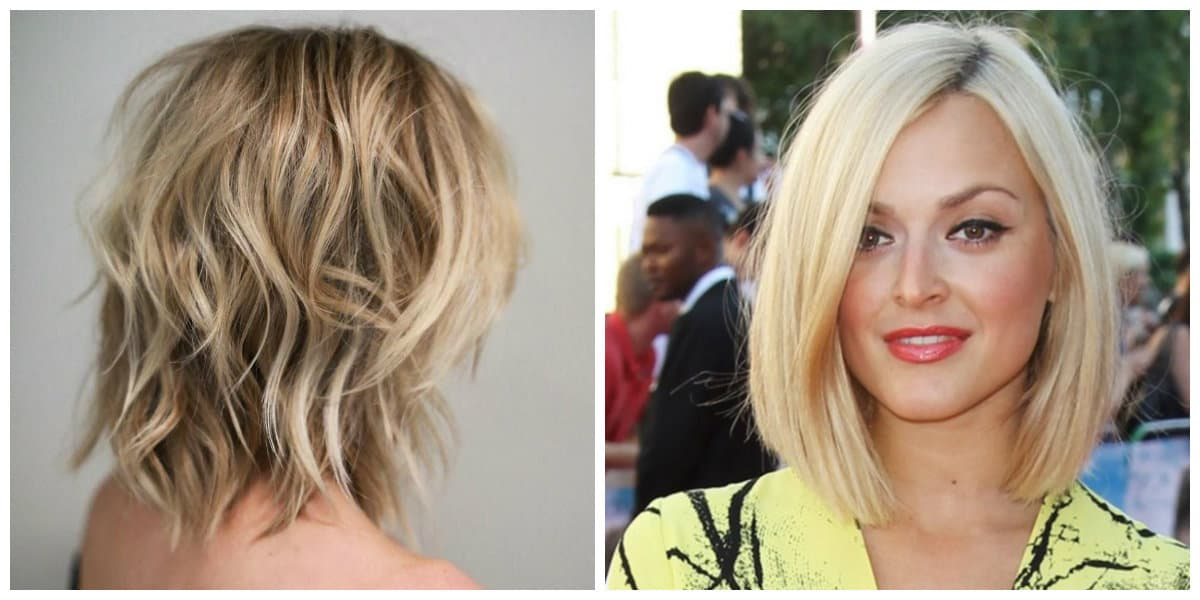 mid length haircuts 2019, fashion trends and ideas for medium hair