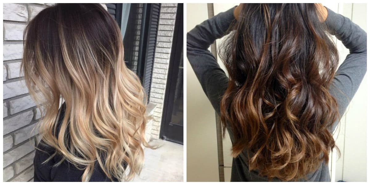 Ombre Hair Color 2019: How To Choose A Color For Ombre