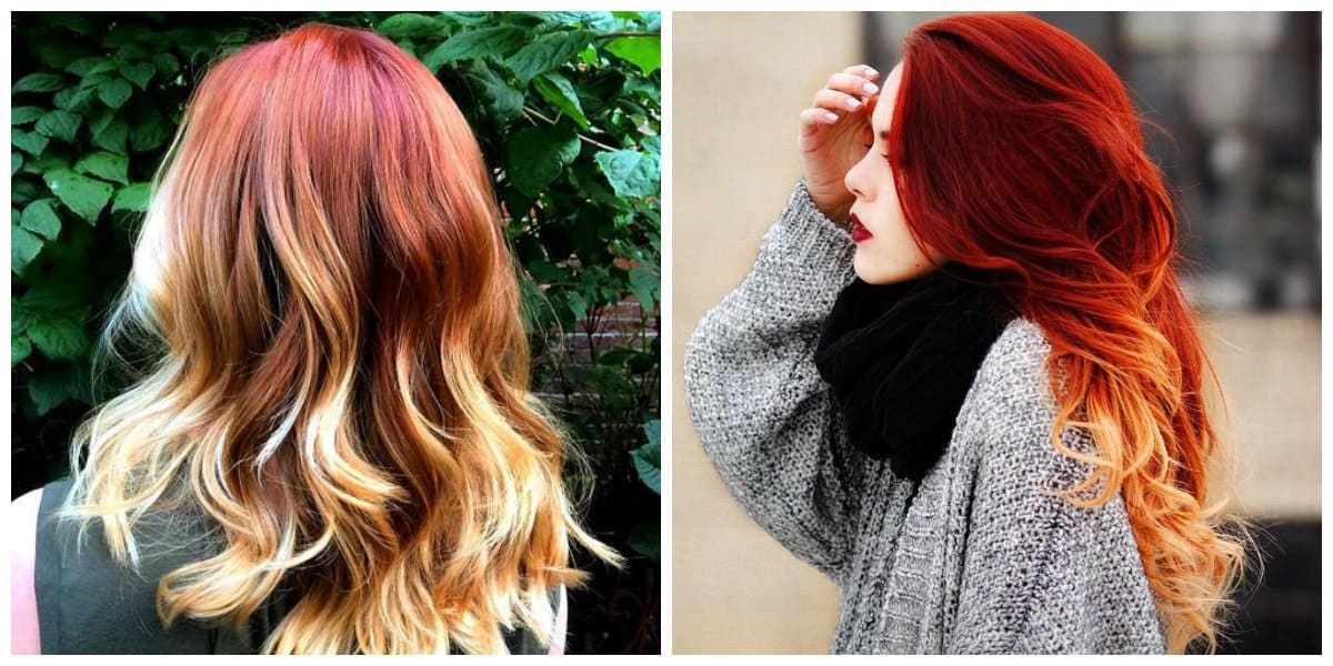 Ombre Hair Color 2019 How To Choose A Color For Ombre Hair 2019