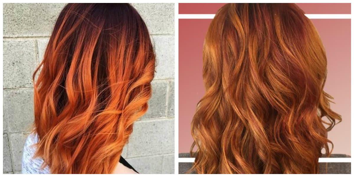 Orange Hair 2021