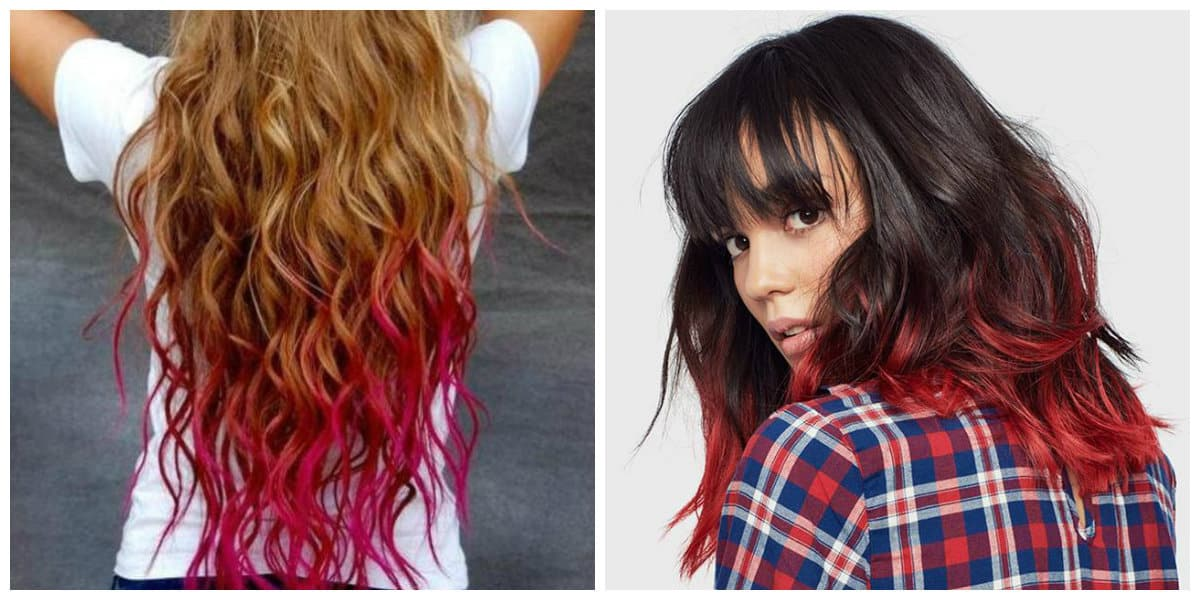Red Hair Colors 2021