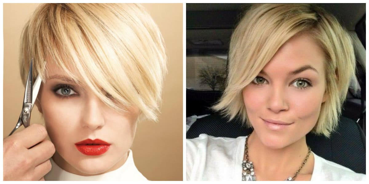 short haircuts for thin hair 2019, cascade haircut for short thin hair