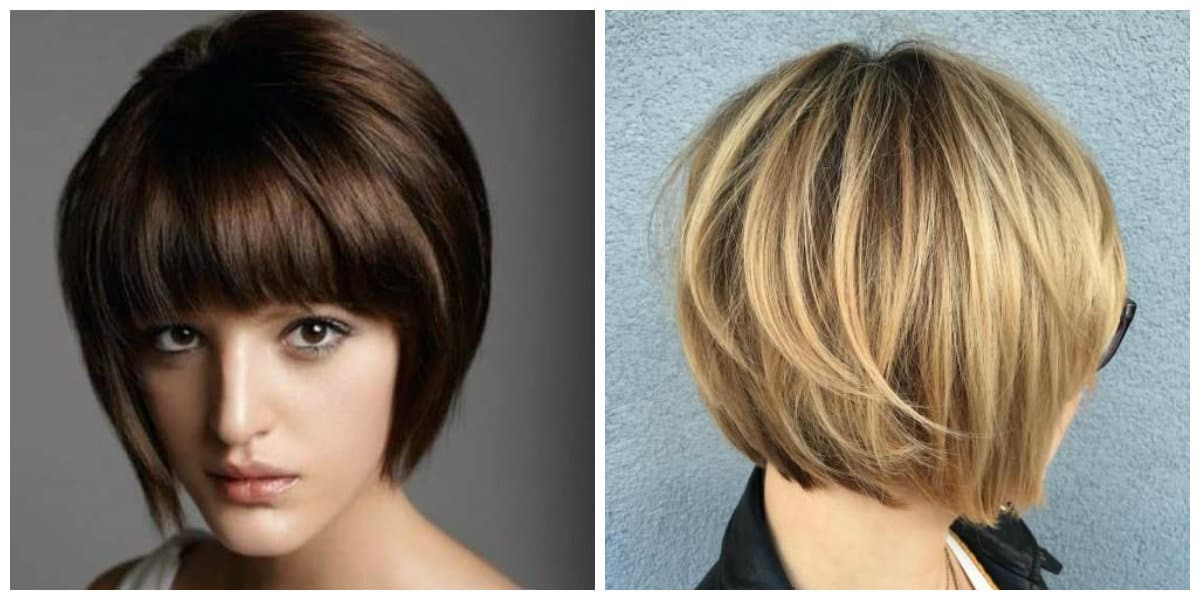 Hairstyles 2019: Short Haircuts For Thin Hair 2019: Top Stylish Ideas